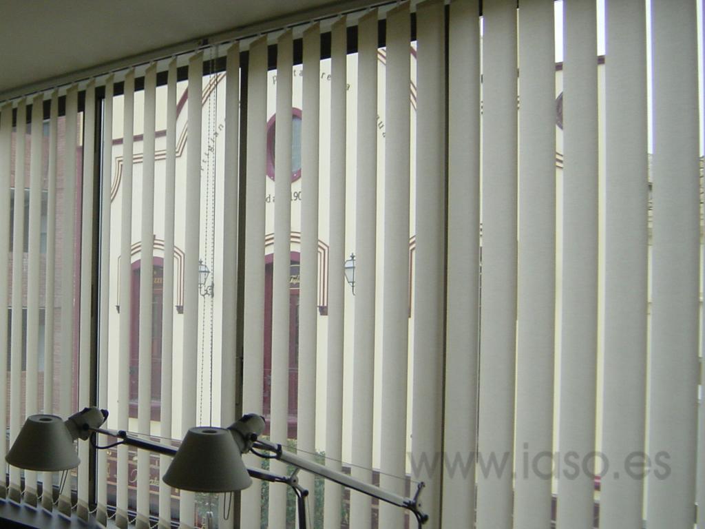 Cortines per a oficines a barcelona pujadas i marti for Tipos de cortinas modernas