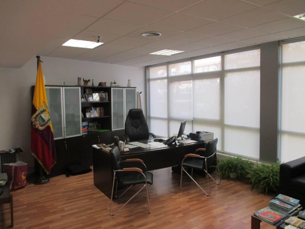 cortines d'oficina