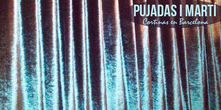 Tienda de cortinas en barcelona pujadas i mart - Tienda de cortinas madrid ...