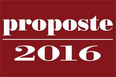 LOGO PROPOSTE 2016
