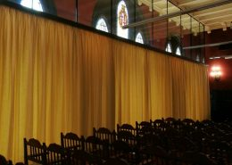 cortinas proyecto conservatori municipal barcelona