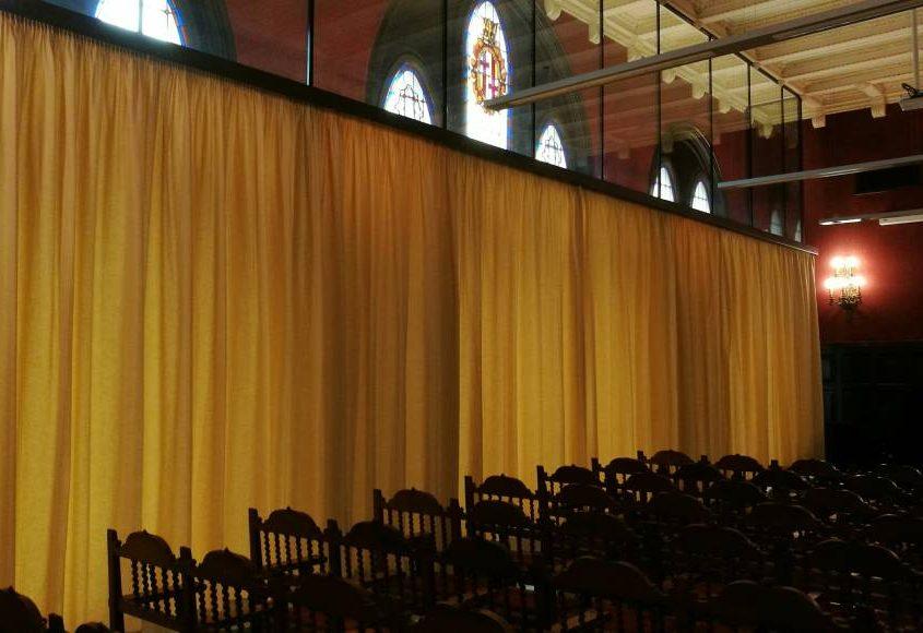 Cortinas screen barcelona awesome ropa de hogar with - Cortinas baratas zaragoza ...