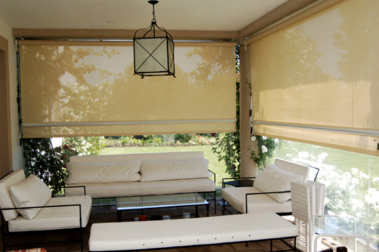 cortinas de exterior