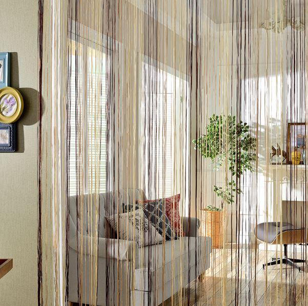 cortinas para puertas interiores