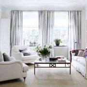 cortina de salón
