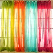 Tendències en la decoració amb cortines
