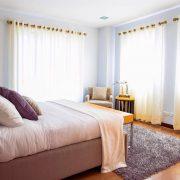 decoració amb cortines