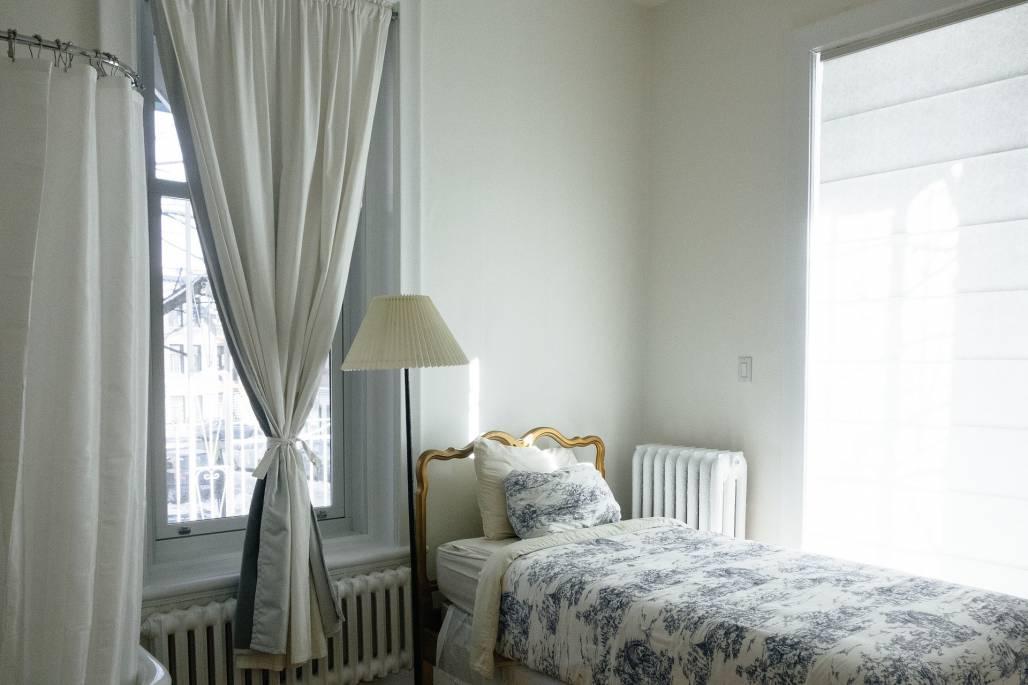 usar cortinas