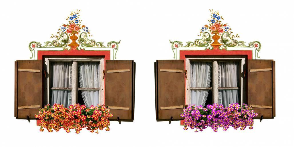 cortinas en verano