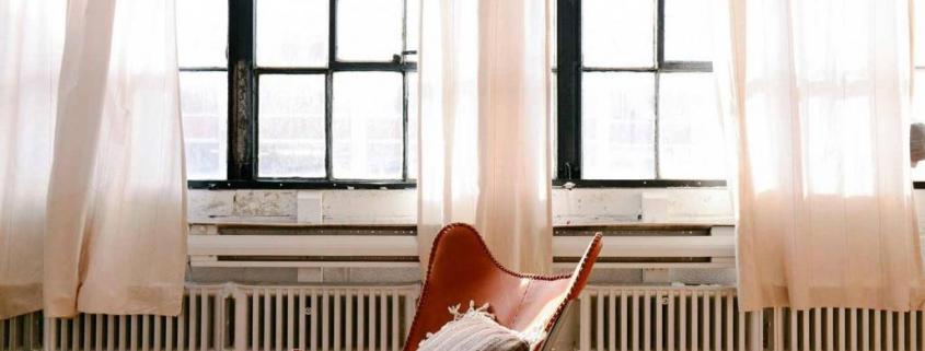 Tendències de decoració en cortines