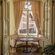 Diseño de cortinas para restaurantes. Pujadas i Marti